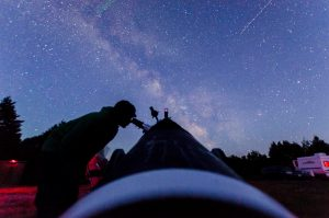 Astronomy, telescope, stargazing, dark sky preserve events