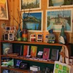 onsite activities shopping artisan items and art Gordon's Park Manitoulin Island