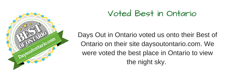 Best in Ontario, Days out Ontario, media, Gordon's Park, Manitoulin Island
