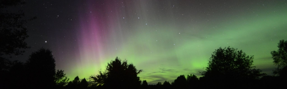 Northern Lights Weekend- May 26-29