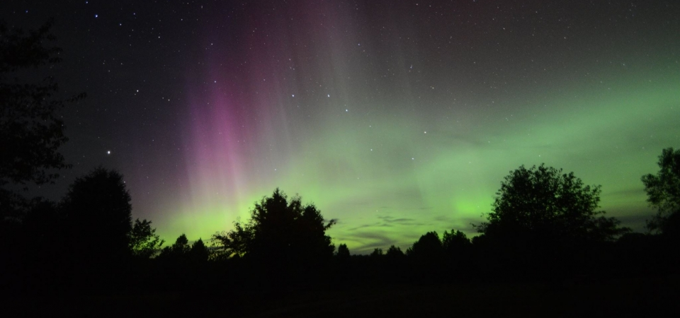 Aurora Borealis Weekend- September 22-25
