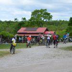 onsite activities biking Gordon's Park Manitoulin Island