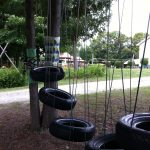 onsite activities playground Manitoulin Island
