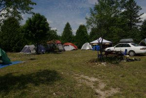Our dark sky campground accommodations are located in our Dark Sky Preserve.