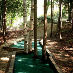 mini putt for groups to use at Gordon's Park